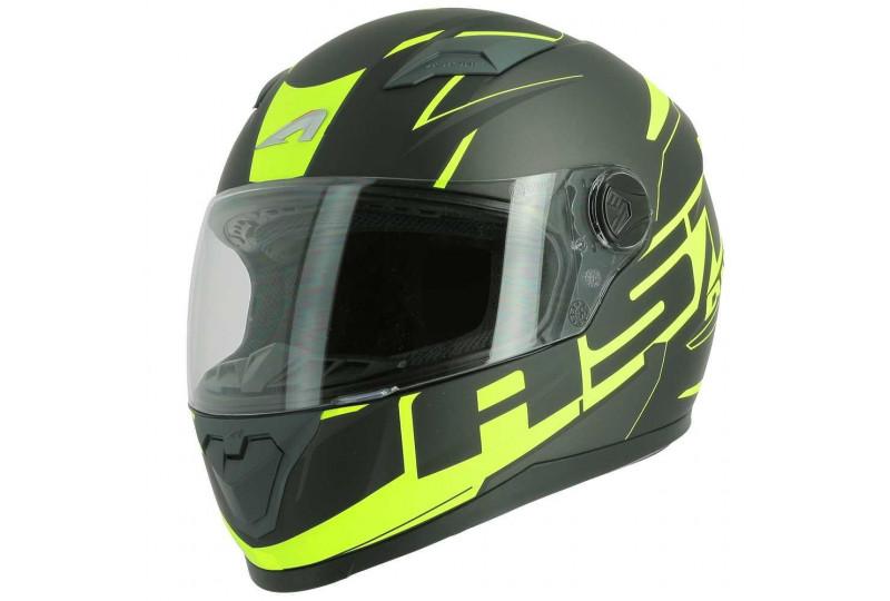 Шлем GT2 ONE NOIR/JAUNE