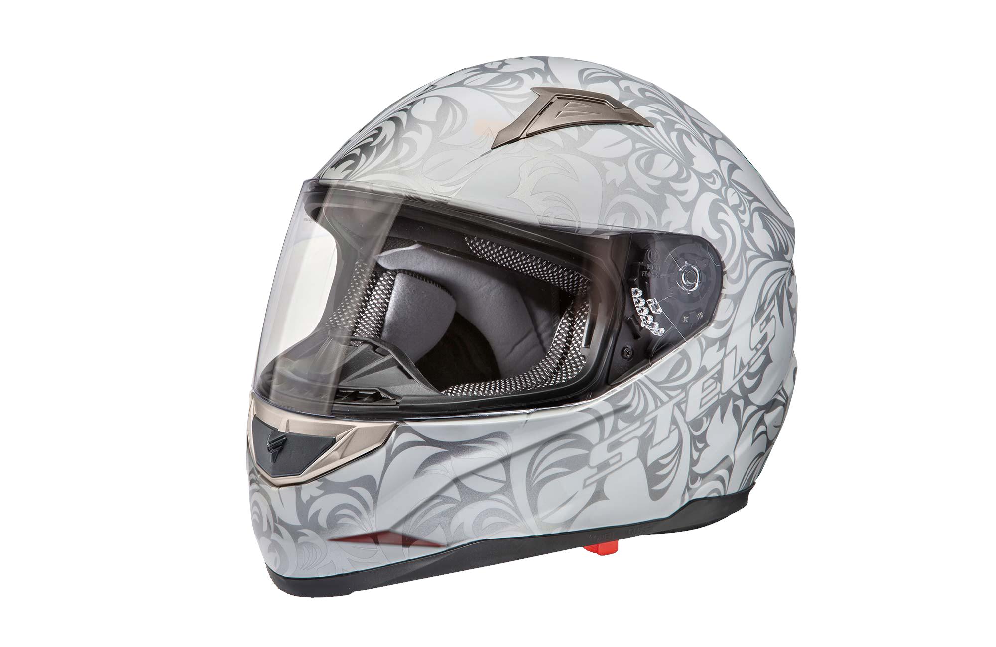 Шлем интеграл STELS FF389